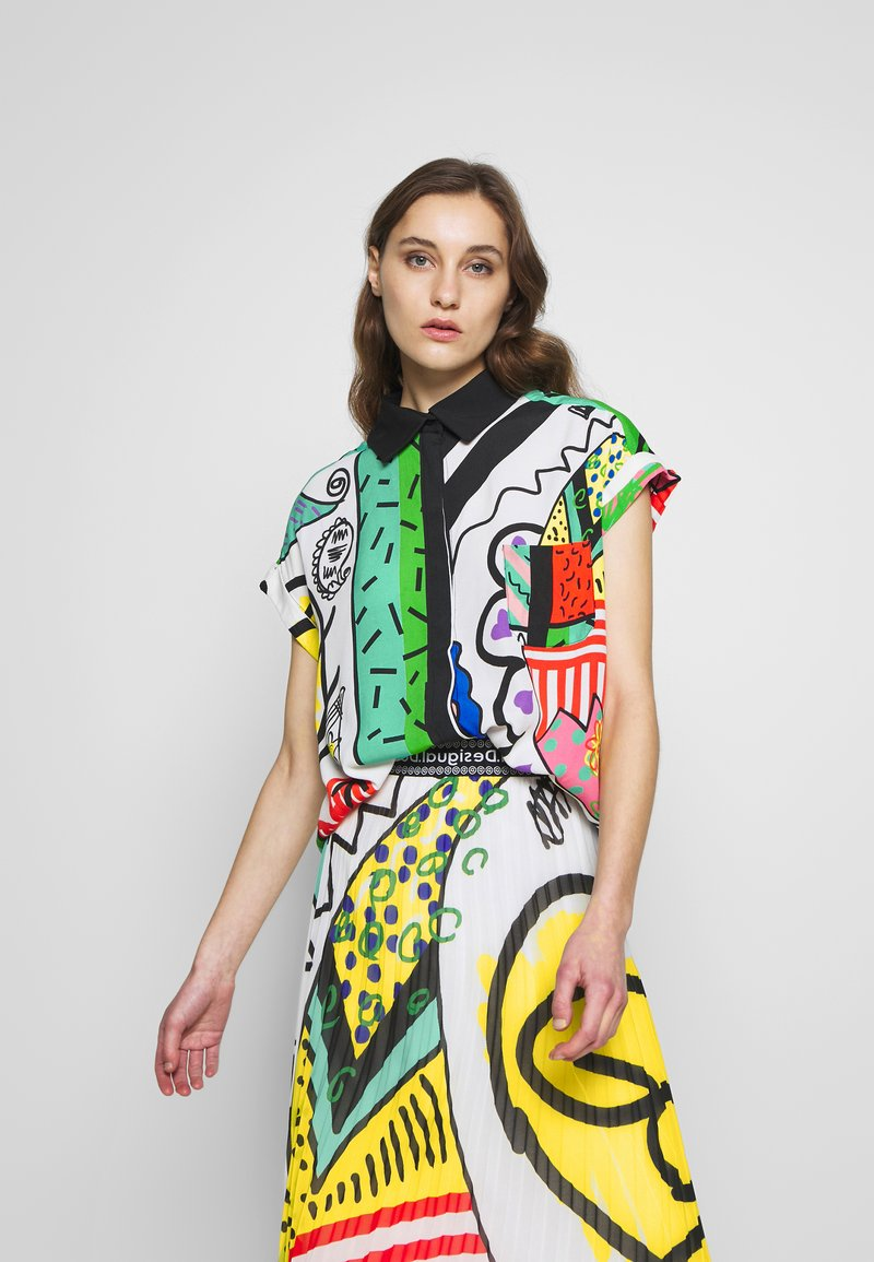 Desigual - CAM CALABRIA - Skjorte - multi-coloured