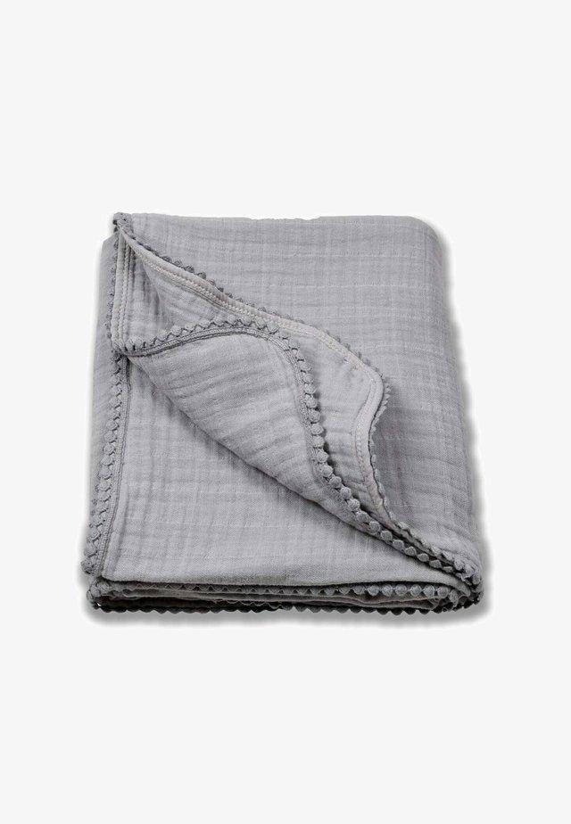 Babytæppe - grey