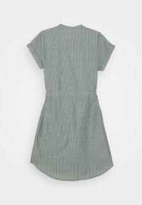 Grunt - CAMILLE DRESS - Shirt dress - green - 1