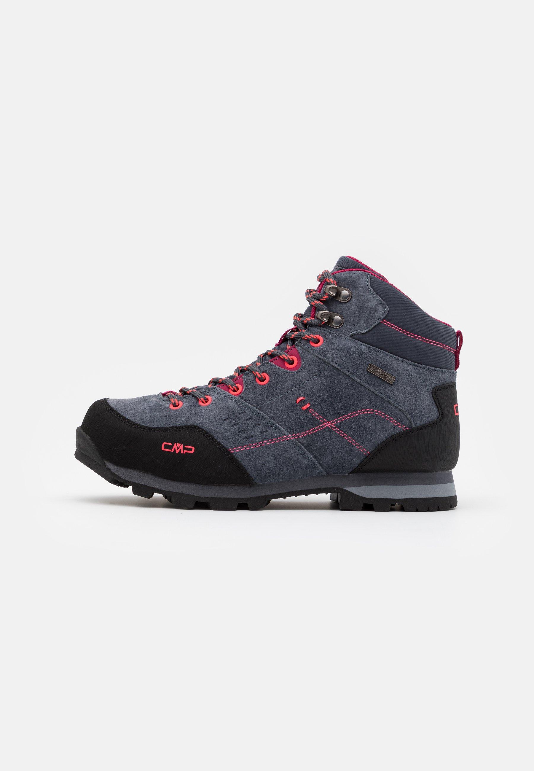 Women ALCOR MID TREKKING SHOE WP - Hiking shoes