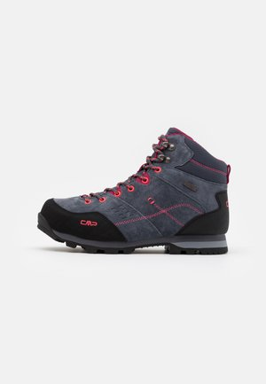 ALCOR MID TREKKING SHOE WP - Obuwie hikingowe - antracite