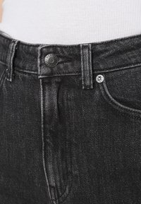 Weekday - ROWE - Straight leg jeans - nova black - 5