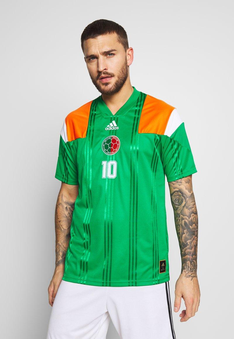 adidas Performance - IRLAND DUBLIN JSY - National team wear - green