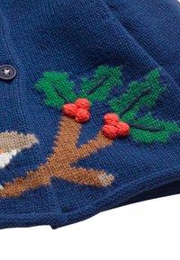 Boden - Cardigan - segelblau, rotkehlchen - 2