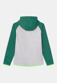 Burton - CROWN WEATHERPROOF UNISEX - Hoodie - antique green/lunar gray - 1