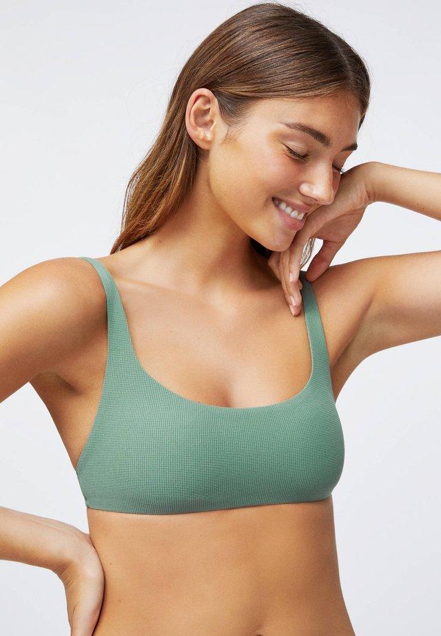 Bikinitop - green