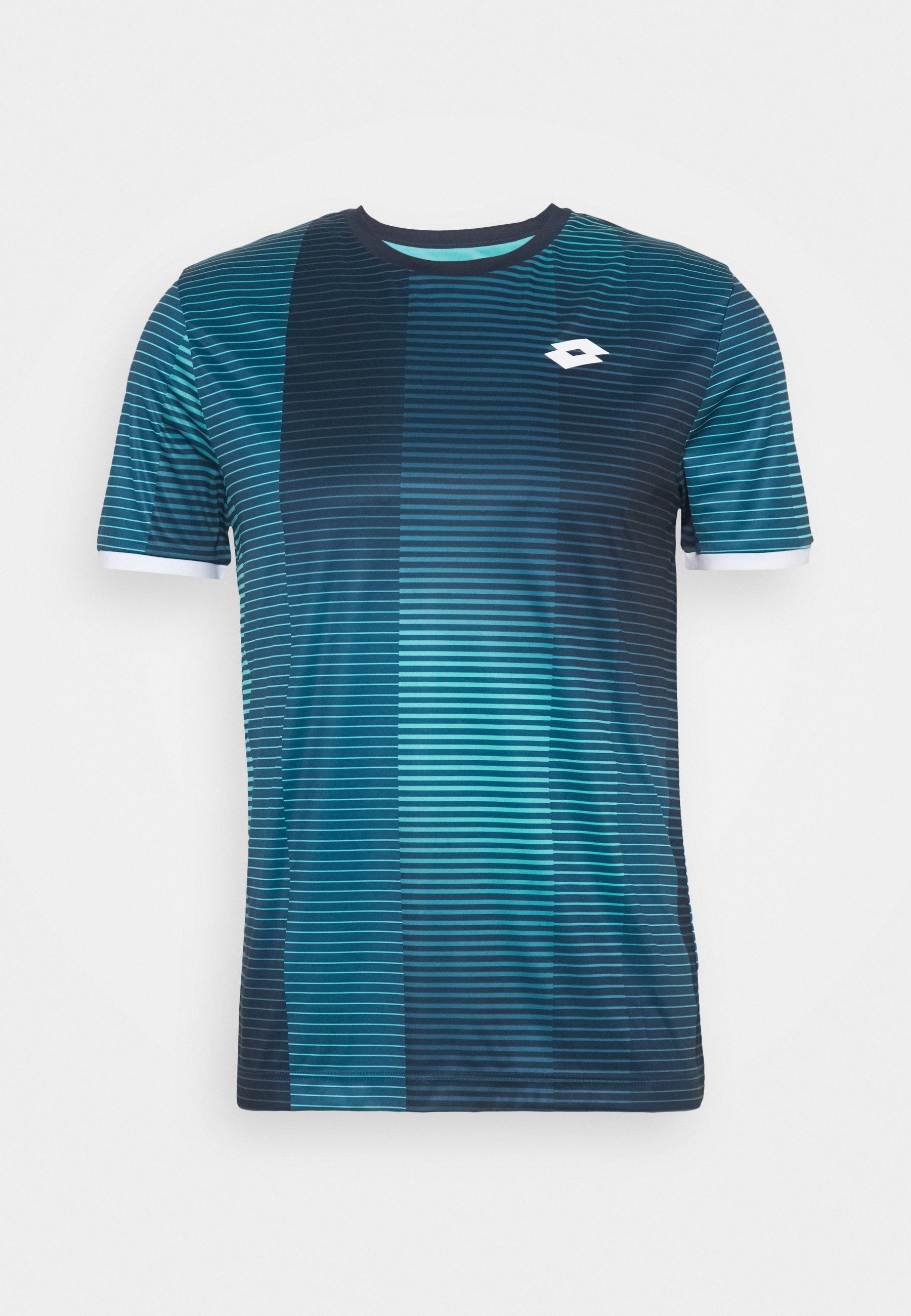 Herren T Shirt adidas Parley Printed Tee NavyBlue | Sportega.at