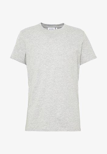 ALAN - T-shirt - bas - grey mélange
