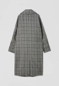PULL&BEAR - Classic coat - dark grey - 6