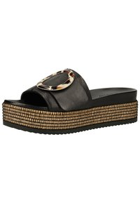 Inuovo - Heeled mules - black blk - 5