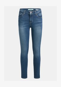Guess - USED-OPTIK - Jeans Skinny Fit - blau
