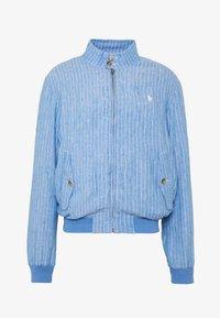 Polo Ralph Lauren - CITY  - Bomber bunda - capri blue/white - 4