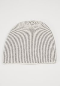 Repeat - BEANIE - Beanie - cream/grey - 0