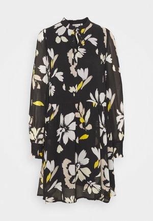 JUDY CHARLEY  - Denní šaty - black