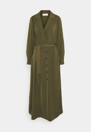 FQDEE - Maxi dress - olive night