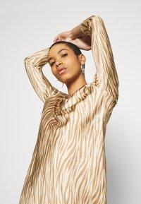 Banana Republic - BIAS DRESS - Maxi dress - brown - 3