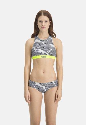 Bikini top - grey combo