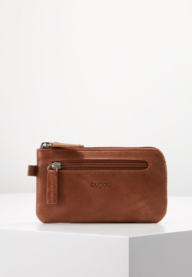 VOLO KEY CASE - Key holder - cognac/cognac