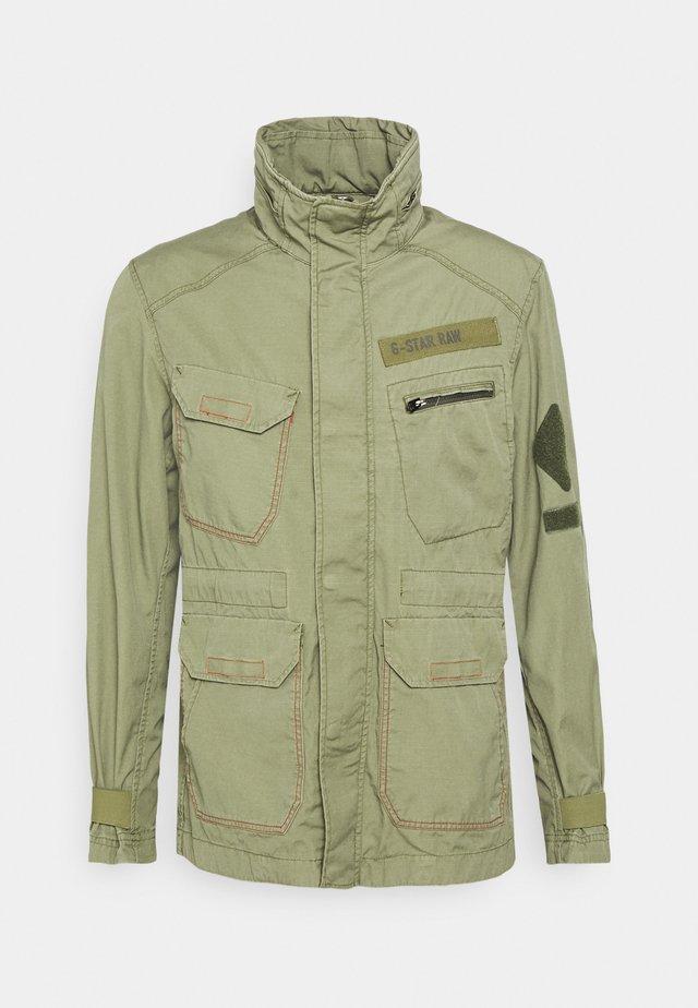 FIELD  - Summer jacket - vintage sage