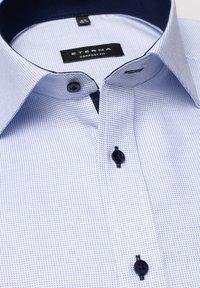 Eterna - COMFORT FIT - Formal shirt - hellblau - 5