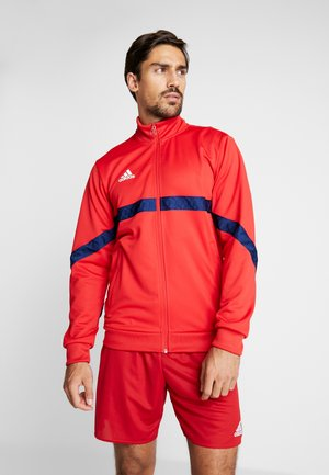 TAN CLUB - Training jacket - scarle