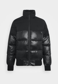 Calvin Klein Jeans - MATTE AND SHINE PUFFER - Winter jacket - black - 4