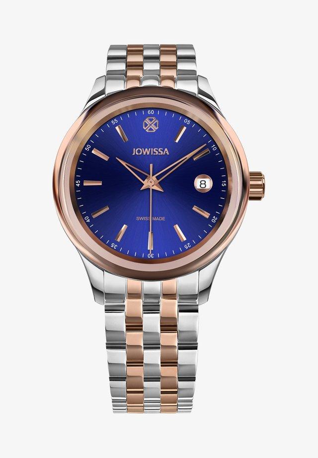TIRO SWISS  - Horloge - blau rosa