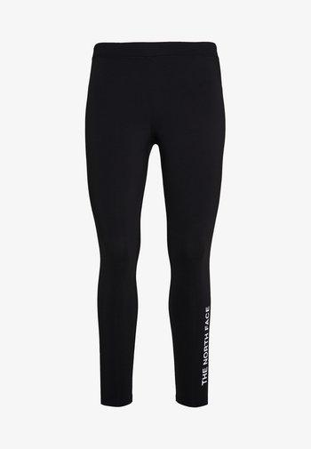 ZUMU - Leggings - Trousers - black