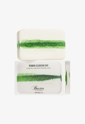 VITAMIN CLEANSING BAR 198G - Soap bar - white lime and pomegranate