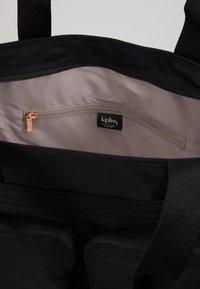 Kipling - ESIANA - Tote bag - rose/black - 4
