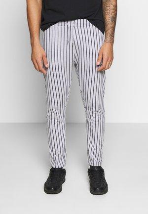 ELISTA JOG - Teplákové kalhoty - grey