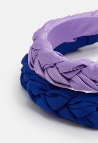ONLY - ONLALBA BRAIDED HAIRBAND 2 PACK - Příslušenství kvlasovému stylingu - orchid bloom/night sky - 2