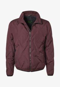 Pierre Cardin - Light jacket - dark red - 5