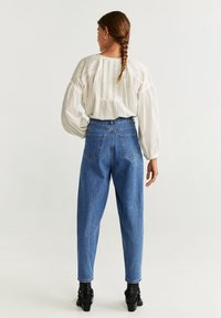 Mango - REGINA - Jean droit - medium blue - 2