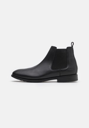TECHNICAL CHELSEA - Classic ankle boots - black