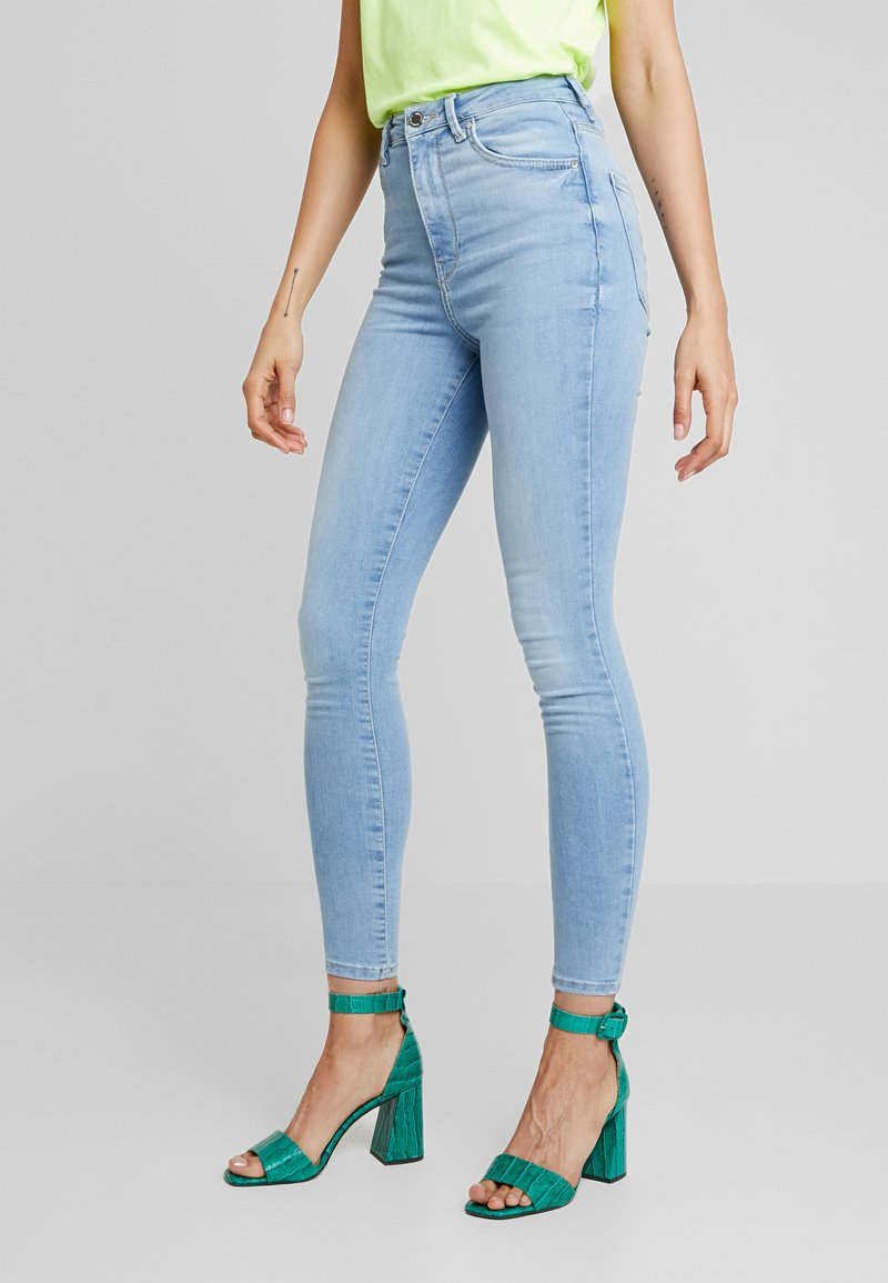 Gina Tricot - Jeans Skinny Fit - light blue