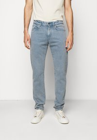 Boglioli - Straight leg jeans - blue denim - 0