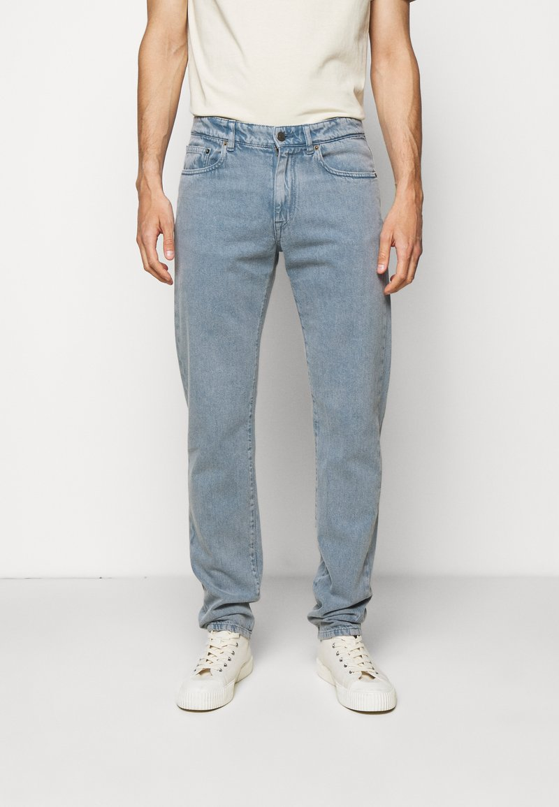 Boglioli - Straight leg jeans - blue denim