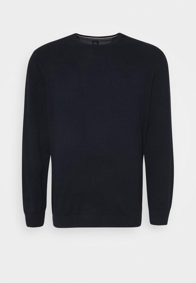 Maglione - dark blue