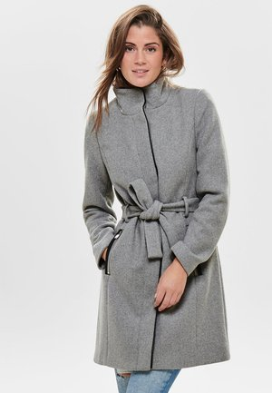 ONLMICHIGAN  - Classic coat - light grey melange