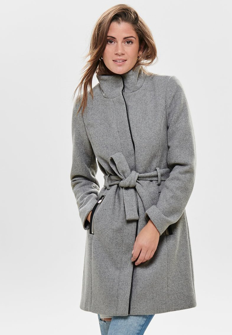 ONLY - ONLMICHIGAN  - Cappotto classico - light grey melange