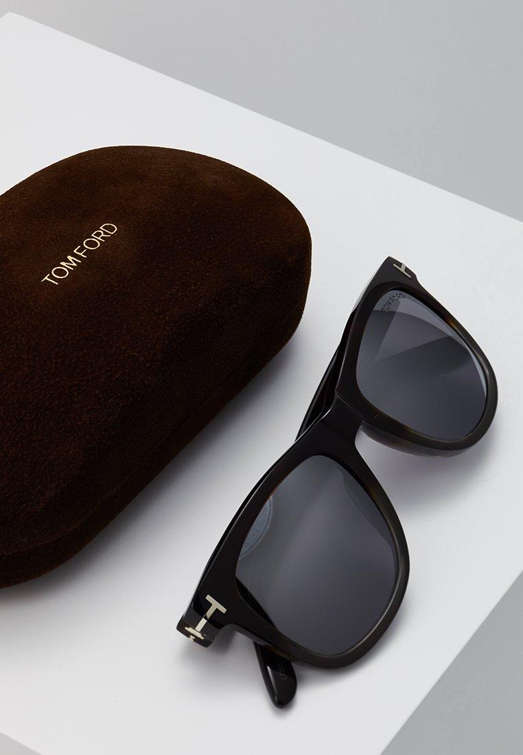 rabat Gorąca wyprzedaż Tom Ford Okulary przeciwsłoneczne - black | Akcesoria męskie 2020 bIipe