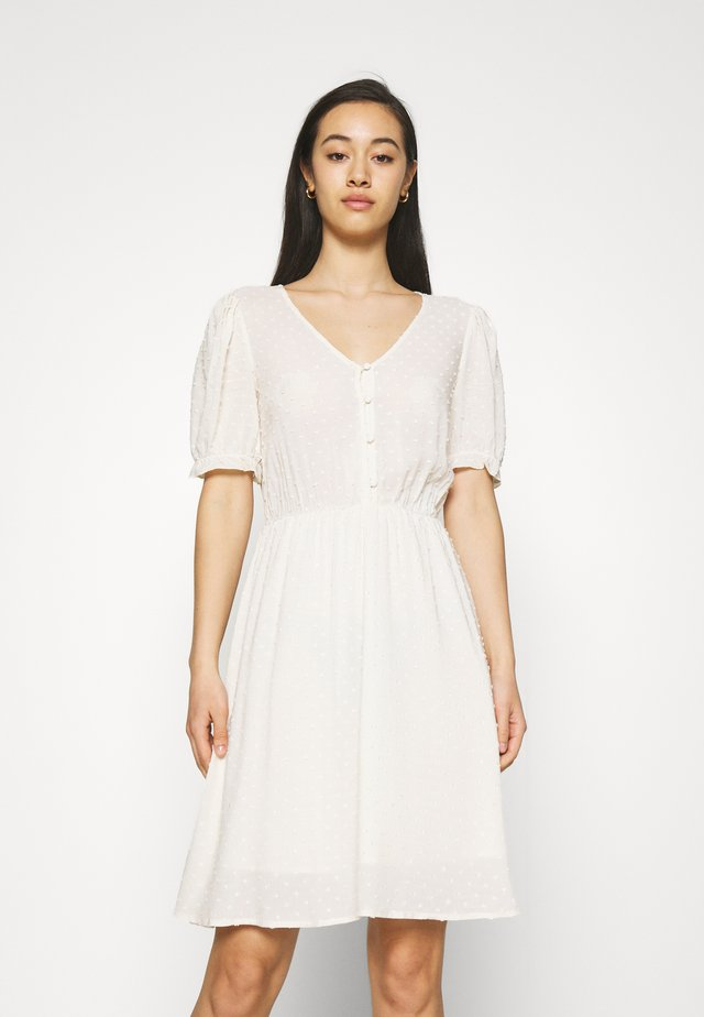 VISYS DRESS - Sukienka letnia - birch