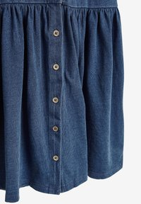 Next - Vestido vaquero - blue denim - 2