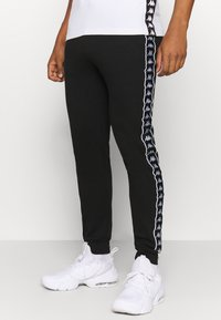 Kappa - HENNER - Pantaloni sportivi - caviar - 0