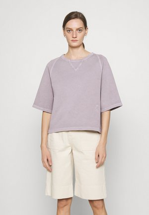 WOMEN - T-shirt print - dark mauve