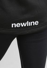 Newline - BASE WARM UP - Sports jacket - black - 4