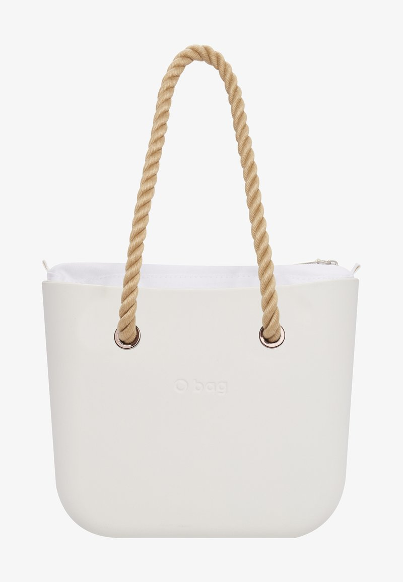 O Bag - Handbag - white
