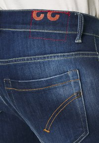 Dondup - PANTALONE GEORGE - Jeans Tapered Fit - dark blue - 5