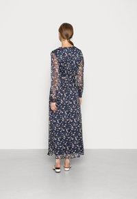 Vila - VIALVIA ANKLE DRESS - Maxi dress - navy blazer - 2